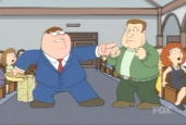 Family Guy Episode 307: Lethal Weapons